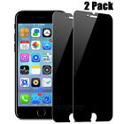 For Apple iPhone 6s 7 8 Plus Privacy Screen protector 3D Tempered Glass Anti-Spy
