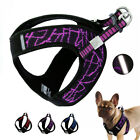 Reflective Step In Dog Harness Vest Soft Padded  for French Bulldog XS S M L