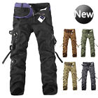 Camping Hiking Army Cargo Combat Military Men