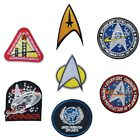 Star Trek Iron On Patches Various Styles Iron On Patch Sew On Transfer StarTrek on eBay