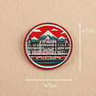 Natural Patches Embroidered Sew On Iron On Badge Fabric Craft Transfer Clothes