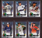 2018 Bowman Chrome Scouts Top 100 You Pick From List Mint Free Shipping