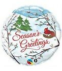 Traditional Xmas Christmas Balloons Party Ware Decoration Novelty Gift Helium
