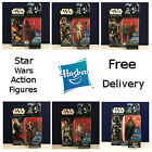 """Hasbro Star Wars 3.75"""" Action Figure Selection Free Delivery Brand New Boxed £6.99 GBP on eBay"""