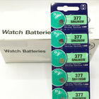 Wholesale 5pcs Battery Button Coin Cell 3V CR2025 CR2032 377 Watches Batteries