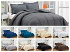 Scala Bedding Egyptian Cotton Down Alternative Comforter 3pc Set Twin/Queen/King image