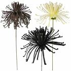 XXL Shimmy Spider Mum - Artificial Silk Flowers Spray Discounted Stem
