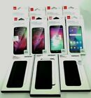 Verizon New Tempered Glass Display Screen Protector 1-Pack Anti-Fingerprint