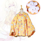 Magical Girl Raising Project Nemurin Nemu Sanjou Pajama Cosplay Costume Game Hot