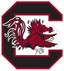 South Carolina Gamecocks Ncaa Color Die Cut Decal Sticker Choose Size Cornhole