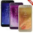 "Samsung Galaxy J4 (32GB + 32GB SD) 5.5"" HD 4G LTE GSM Dual Sim Unlocked J400M/DS"