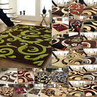 NEW SMALL MODERN RUGS QUALITY 80x150cm CLEARANCE CARVED RAPELLO RUGS ON SALE