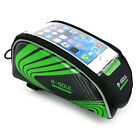Mountain Bicycle Upper Tube Package Touch Screen Mobile Phone Bag Beam Riding