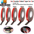 Внешний вид - 3M Strong Permanent Double-Sided Adhesive Glue Tape Super Sticky for Car Led