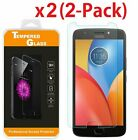 [2-Pack] For Motorola MOTO E4 / E4 PlusTempered Glass Screen Protector