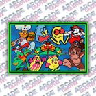 Top Holiday Gifts Multicade Donkey Kong Series Arcade Cabinet Game Graphic Artwork Kickplate