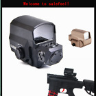 Holographic Optic Red Dot Sight Tactical Scope Riflescope LCO For 20mm Rail