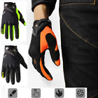 Touch Screen Motorcycle Full Finger Gloves Bicycle Riding Racing Protective Armo