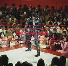 "ELVIS PRESLEY on TELEVISION 1968 Photo NBC COMEBACK SPECIAL ""STAND UP SHOW"""