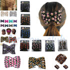 butterfly easy magic beads double slide hair