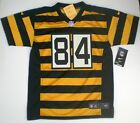Nike Antonio Brown BumbleBee Pittsburgh Steelers Youth / Wom