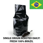 Kyпить 2, 5, 10 lb Brazil Coffee Roasted Fresh Daily in the USA Whole Bean or Ground на еВаy.соm