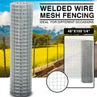 "24"" 36"" 48"" Galvanized Welded Wire Mesh Hardware Cloth Safeguard Fencing"