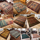 MODERN CLASSIC HANDMADE TRIBAL DESIGN SMALL TO LARGE GABBEH FLOOR RUGS & RUNNER
