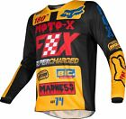 Fox Racing 180 Przm Czar Jersey Mens Motocross MX ATV BMX MTB Dirt Bike Adult