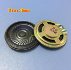 36mm 8ohm 0.5W small speaker iron shell Inner magnetic Mylar speaker Home Audio