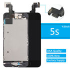 Original iPhone 5S LCD Display Screen Digitizer Replacement Home Button +Camera