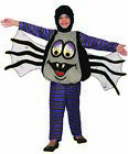 Wiggle-Eye Halloween Spider Costume Child Toddler Funny Wiggly Moving Eyes