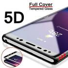 5D Curved Full Cover Tempered Glass Screen Protective For Samsung...