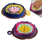 Hot Sale Multi-color Pet Dog Sniffing Pad Washable Blanket Pet Toy Feeding Mat