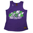 Ride Like The Wind Bikeology Cycling funny Birthday WOMENS