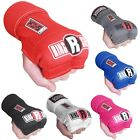 New Ringside Gel GELQW Boxing Kick MMA Quick Handwraps Hand Wrap Wraps