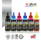 Inkghost T0491 T0496 Cartridge Ink Compatible with EPSON R350 RX510 Rx610 Rx650