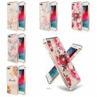 For Iphone 8 Plus / Iphone 7 Plus Butterfly Serice Cute Girl