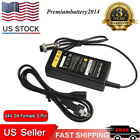 Fast Battery Charger for Razor E Series Electric Scooters 24V 3-Pin AC Adapter