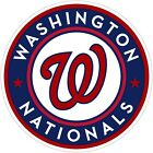 Washington Nationals MLB Color Die Cut Vinyl Decal Sticker You Choose Size on Ebay