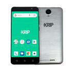 Krip K5 5&#039;&#039; 3G, Android 8.1 Oreo, 1Gb Ram, Main Cam 5MP, Smartphone <br/> Dash Wallet + Dash Digital Cash Included, Front Cam 2MP