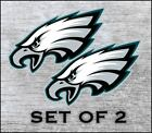 Home Decor Mirror Doors Philadelphia Eagles Sticker Decal Vinyl SET OF 2 Cornhole Truck Car  Cheap Contemporary Home Decor