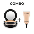 Mac Studio Fix Compact Powder Foundation + Mac Select Cover Up 10 ml Concealer