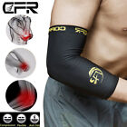 Copper Tennis Elbow Compression Support Brace Joint Pain Infused Arm Sleeve TS