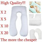 Oversized Comfort Total Body full support Pregnancy Maternity Pillow U Shape lot image