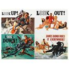 Poster Print Wall Art entitled Thunderball - Vintage Movie Poster $34.99 USD on eBay