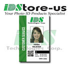 Full Color Custom Printed PVC ID cards, High Quality Printed Personalized ID's