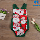 Christmas Newborn Baby Boys Girls Infant Rompers Jumpsuit Playsuit Outfits Set