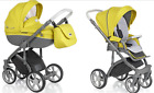 Stroller Roan Bass Soft 3in1 pram puschair car seat adapters many colors