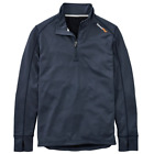 Timberland PRO Men's Understory Quarter Zip Fleece Shirt A112J